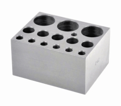 Search Ohaus GmbH (4486)-Blocks and Combination Blocks for Standard Test Tubes for Dry Block Heaters