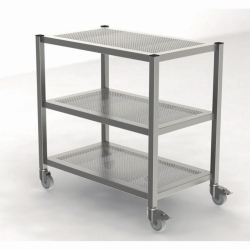 Search KEK (5644)-Cleanroom Transport Trolley