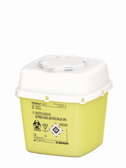 Search B. Braun Deutschland (7846)-Needles and waste containers Medibox