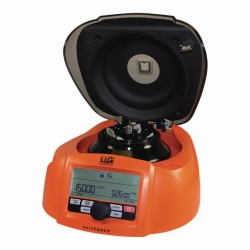 Search LLG Labware (1732)-Mini centrifuge LLG-uni5 with timer and digital display