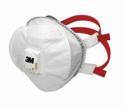 Search 3M Deutschland GmbH (2814)-Premium Respirators 8825+ and 8835+, Moulded Masks