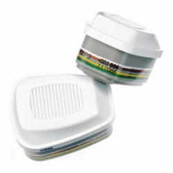 Search 3M Deutschland GmbH (2552)-Compatible Filter System for 3M™ Half and Full Masks