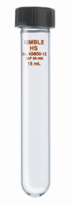 Search LLG (9332)-High speed centrifuge tube, borosilicate glass