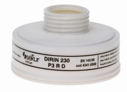 Search EKASTU Safety GmbH (106)-Respiratory filters for masks polimask 330 and C 607