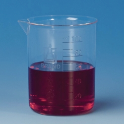 Search BRAND GMBH + CO.KG (1158)-Beakers, PMP, low form