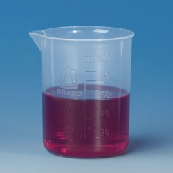 Search BRAND GMBH + CO.KG (1157)-Beakers, PP, low form
