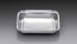 Search LLG (8526)-Aluminium containers, square