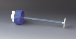 Search Bohlender GmbH (6756)-Scrubber Adapter for Bottles, PTFE