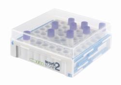 Search Heathrow Scientific LLC (9678)-Cryogenic box Work2Store™, PP