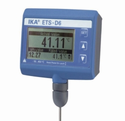 Search IKA-Werke GmbH & Co.KG (7069)-Electronic Contact thermometer ETS-D5 / ETS-D6