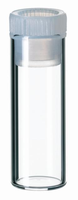 LLG-Flachbodengläser mit PE-Kappe (mit abgeschmolzenem Rand) ND8, ND12, ND15 LLG WWW-Katalog