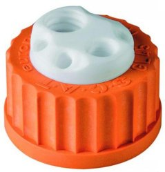 Veiligheidsdoppen voor vloeistofafval, brandvertragend, oranje WWW-Interface