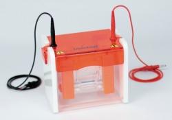 Cuves pour électrophorèse, verticales GV100 WWW-Interface