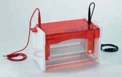 Gel electrophoresis tank, vertical GV202 LLG WWW-Catalog