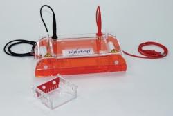 Cámaras de electroforesis, horizontales GH102 WWW-Interface