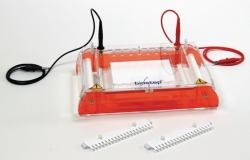 Vasca per elettroforesi, orizzontale GH303 WWW-Interface