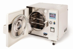 Digital horizontal autoclave Type AH