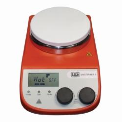 LLG magneetroerders uni<em>STIRRER 5</em> WWW-Interface