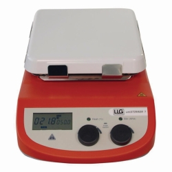 Magnetic stirrer with heating LLG-uniSTIRRER 7, complete package LLG WWW-Catalog