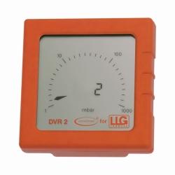 Vacuomètre LLG DVR 2 pro WWW-Interface