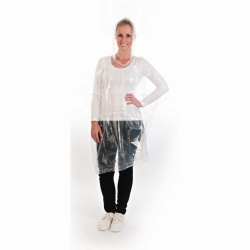 Poncho transparent, PE WWW-Interface