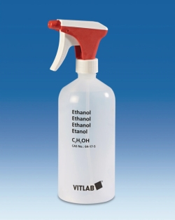 Spray bottles, PP LLG WWW-Catalog