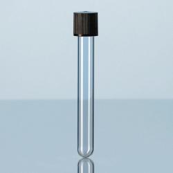 Einweg-Kulturröhrchen, Kalk-Soda-Glas, mit Schraubverschluss LLG WWW-Katalog