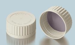 Bouchon à vis à fermeture rapide, PSU, pour flacons de laboratoire à col large GLS 80® WWW-Interface