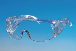 Überbrille, Besucherbrille, preiswertes Modell LLG WWW-Katalog