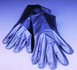 Silvershield gloves