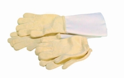 Safety Gloves Nomex®, Heat Protection up to 250°C LLG WWW-Catalog