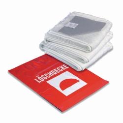 Löschdecke aus Glasfasergewebe LLG WWW-Katalog