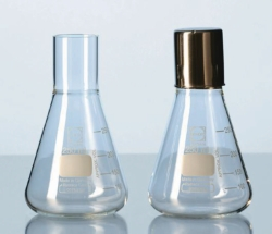 Culture flasks, glass DURAN®, straight neck LLG WWW-Catalog