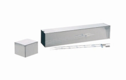 Pipette boxes, square, stainless steel