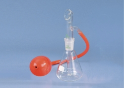 Special atomiser, with rubber blowball LLG WWW-Catalog