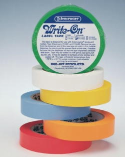 Adhesive label tape Write-on™, writable LLG WWW-Catalog