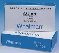 Glass microfibre filters, grade 934-AH LLG WWW-Catalog