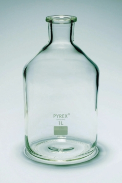 Laborflasche, Enghals, Pyrex<SUP>&reg;</SUP>