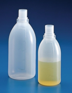 Graduated narrow-mouth bottles LLG WWW-Catalog