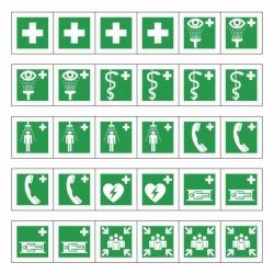 Emergency teken WWW-Interface