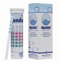 Wasserhärte Teststäbchen AQUADUR® LLG WWW-Katalog