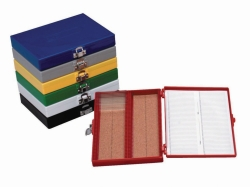 Durable microscope slide boxes LLG WWW-Catalog