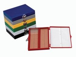 Objektträgerboxen LLG WWW-Katalog