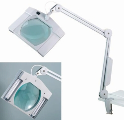 Illuminated magnifier LLG WWW-Catalog