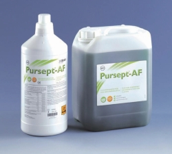 Disinfettante concentrato per superfici, Pursept® AF WWW-Interface