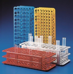 Tube racks, PP LLG WWW-Catalog
