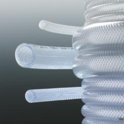 Tubi rinforzato, PVC WWW-Interface