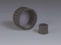 Screw caps, High Temperature (HT), PPS LLG WWW-Catalog