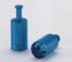 LABOCAP-Kappen mit Griff, Aluminium LLG WWW-Katalog