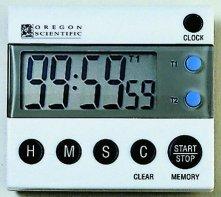 Cronometro Dual Timer per periodo breve TR 118 OS WWW-Interface
